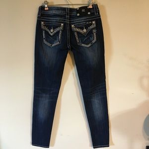 Miss Me skinny jeans NWOT